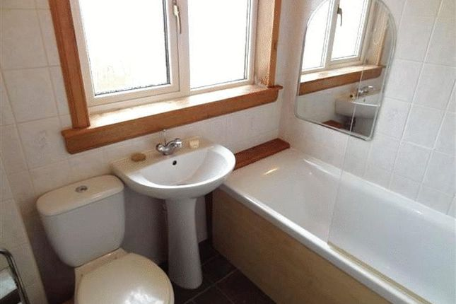 Bathroom of Etive Place, Glenrothes KY6