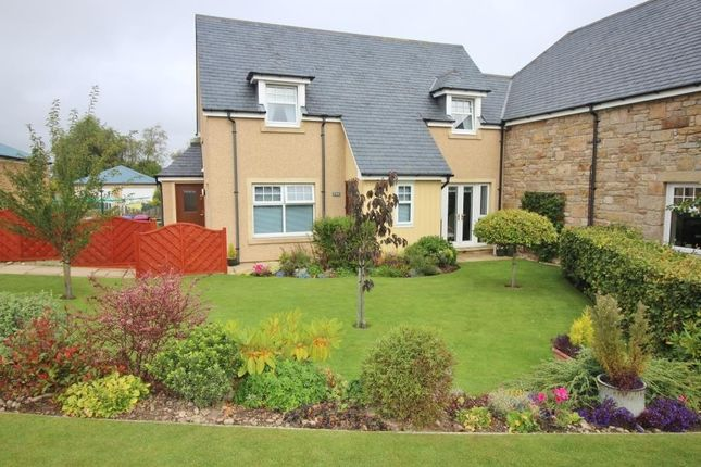 Thumbnail Semi-detached house for sale in Carsewell Steadings, Alves, Forres