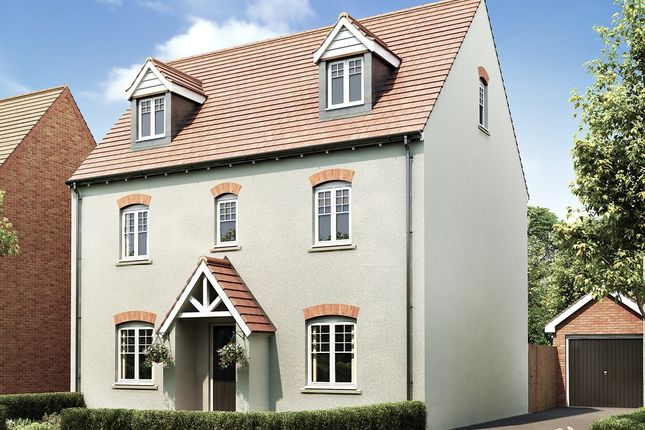 """Thumbnail Detached house for sale in """"The Monica"""" at Gold Hill North, Chalfont St. Peter, Gerrards Cross"""