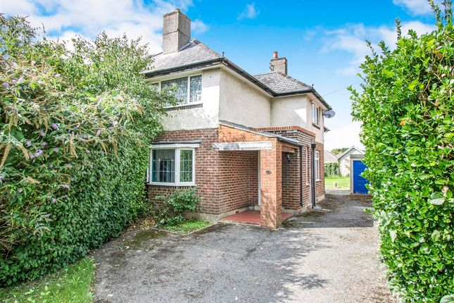 Thumbnail Semi-detached house for sale in Upton Road, Poole