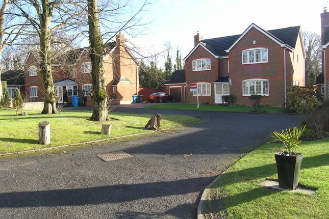 Thumbnail Detached house for sale in Wood Hayes Croft, Westcroft, Wolverhampton