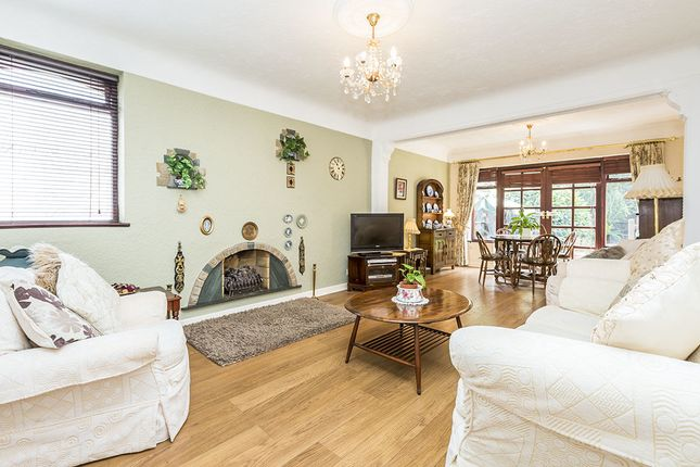 Thumbnail Bungalow for sale in Clock Face Road, Clock Face, St. Helens