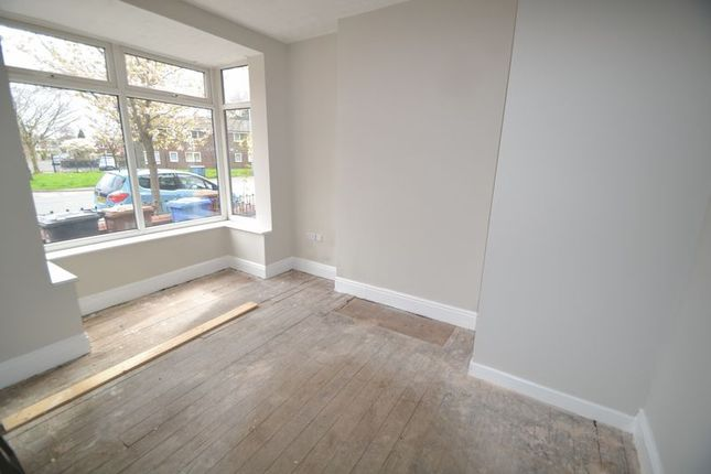 Thumbnail Terraced house to rent in Seaford Road, Salford
