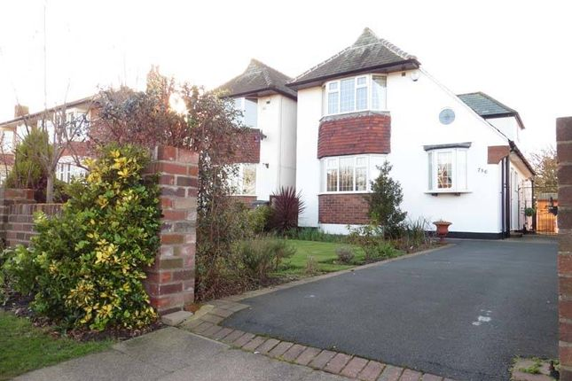 Thumbnail Detached house for sale in Devonshire Road, Bispham, Blackpool