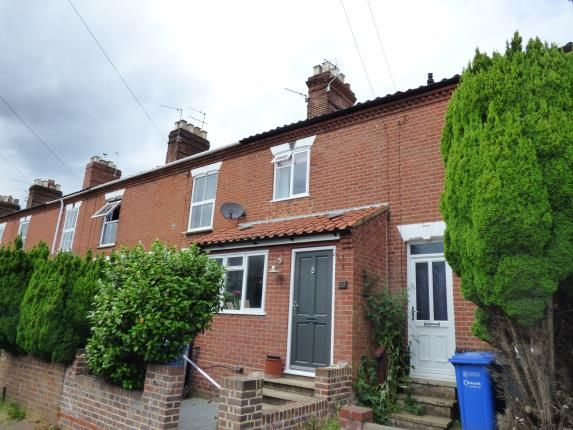 Thumbnail Terraced house for sale in Norwich, Norfolk