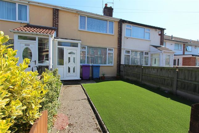 Thumbnail Town house for sale in Ashfield, Wavertree, Liverpool