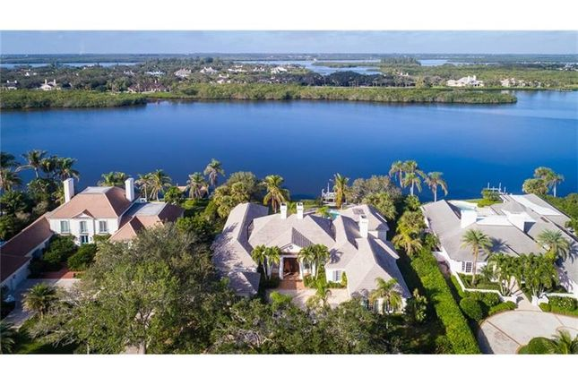 Thumbnail Property for sale in 137 Island Creek Drive, Vero Beach, Florida, United States Of America