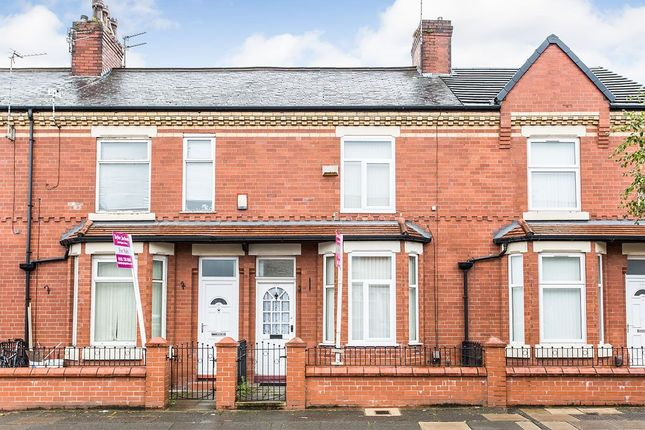 Thumbnail Terraced house to rent in Gerald Road, Salford