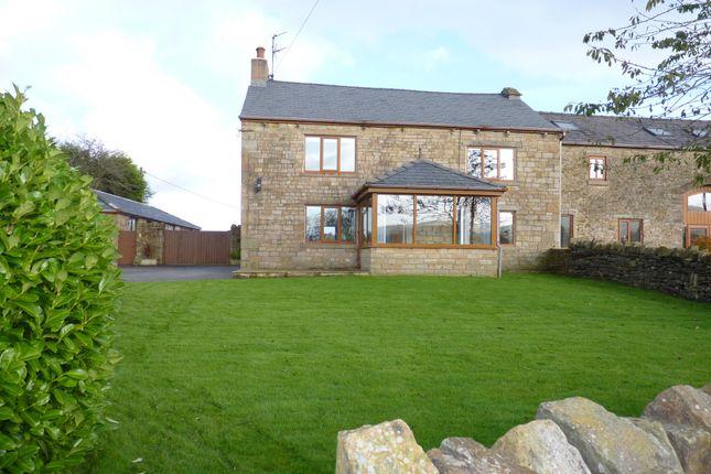 Thumbnail Detached house to rent in Chewmill Farmhouse, Elker Lane, Billington