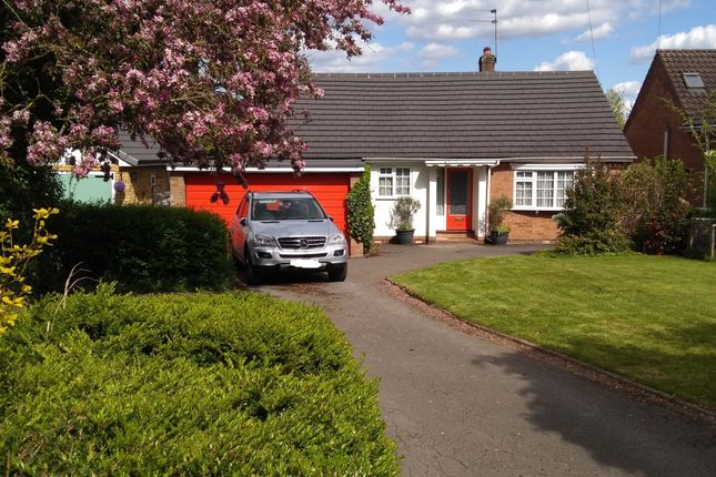 Thumbnail Detached bungalow for sale in Windy Arbour, Kenilworth