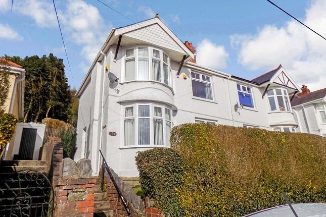 Thumbnail Semi-detached house for sale in Park Drive, Skewen, Neath, Neath Port Talbot.