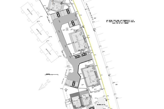 Thumbnail Land for sale in Hill Street, Rhymney, Tredegar