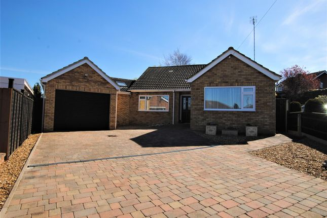 Thumbnail Detached bungalow for sale in Mannings Rise, Rushden