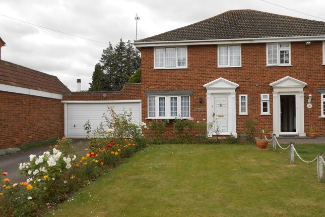 Thumbnail Semi-detached house to rent in Little Sutton Lane, Slough