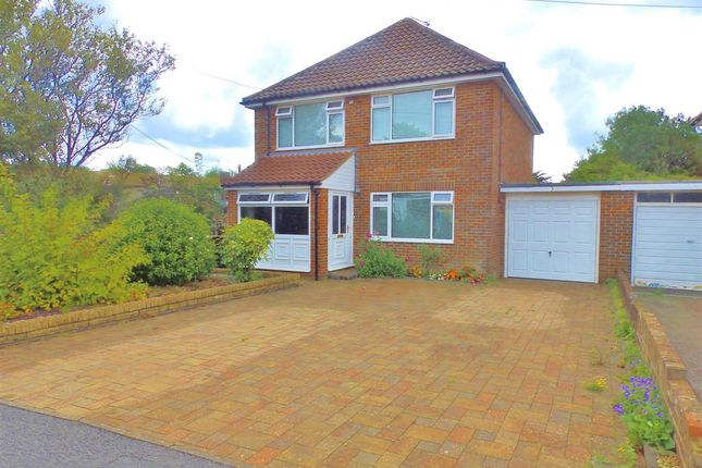 Thumbnail Detached house for sale in Rangemore Drive, Eastbourne
