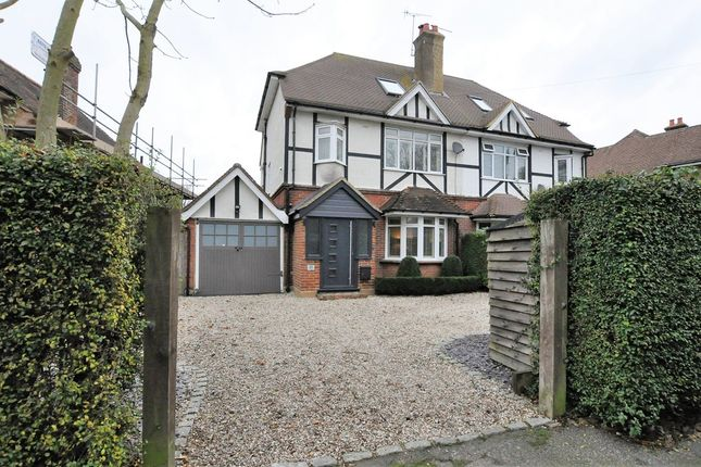 Thumbnail Semi-detached house for sale in St Johns Road, Bexhill-On-Sea