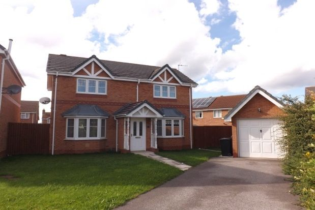 Thumbnail Property to rent in Lon Glanfor, Abergele