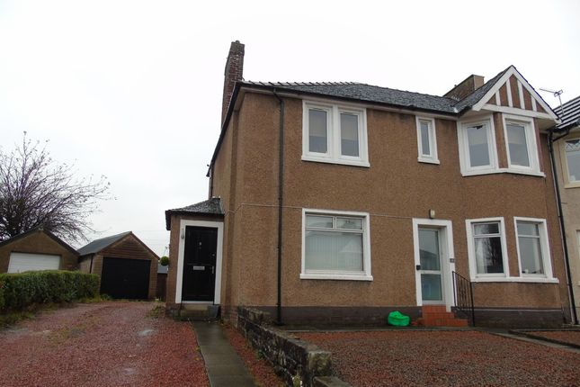 Thumbnail Flat for sale in Haughview Rd, Motherwell, North Lanarkshire