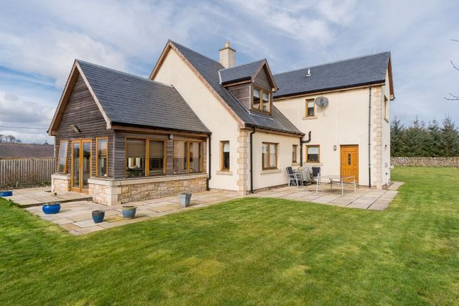 Thumbnail Detached house for sale in Mordington Holdings, Mordington, Scottish Borders