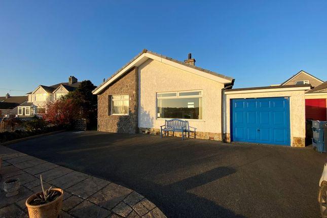 Thumbnail Detached bungalow for sale in Llwyn Eithin Efail Newydd, Benllech, Tyn-Y-Gongl