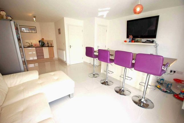 Thumbnail Town house for sale in Sycamore Drive, Wesham, Preston