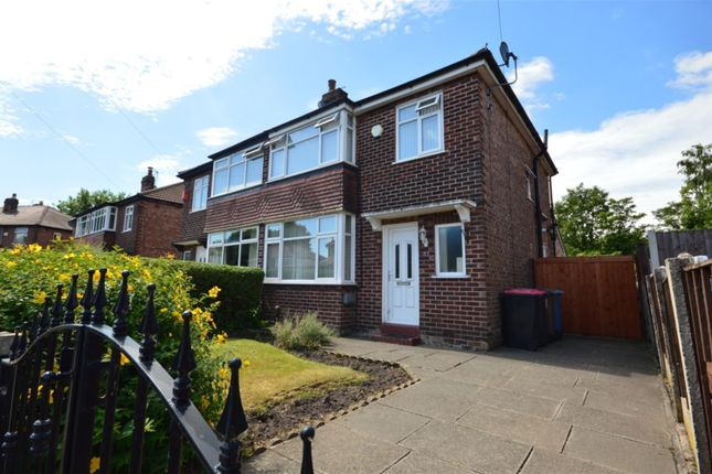Thumbnail Semi-detached house to rent in Boothfield, Eccles, Manchester