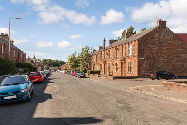 Street of Fullarton Street, Kilmarnock, East Ayrshire KA1