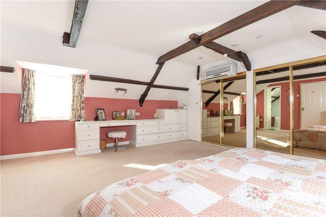 Master Bedroom of Hinton, Mudford, Yeovil, Somerset BA22