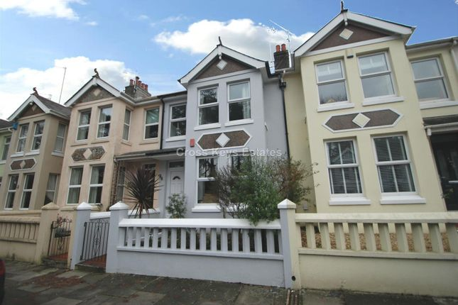 Thumbnail Property to rent in Trelawney Road, Peverell, Plymouth