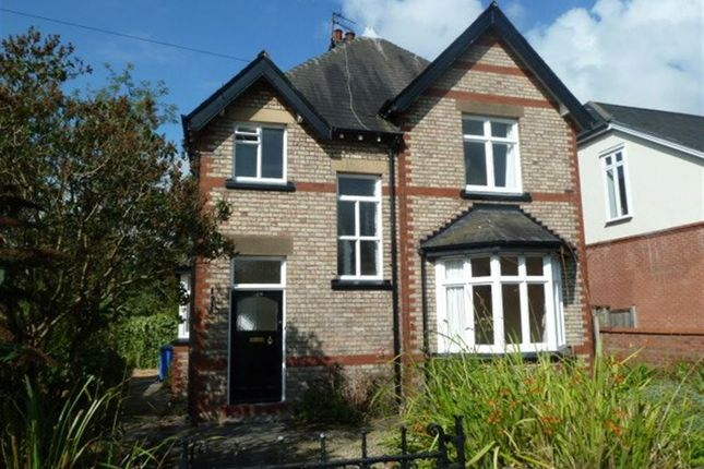 Thumbnail Detached house to rent in Cecil Road, Hale, Cheshire