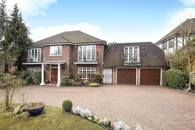 5 bed detached house for sale in Dennis Lane, Stanmore, Middlesex