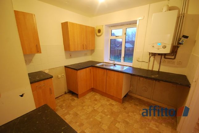 Thumbnail Terraced house to rent in Valley Gardens South, Kirkcaldy