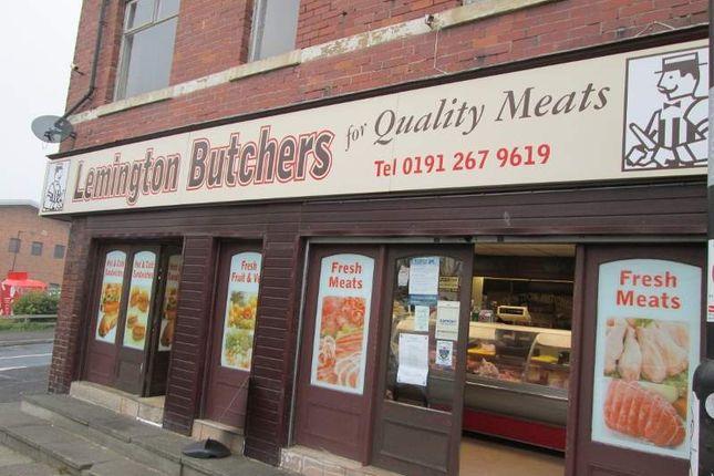 Thumbnail Retail premises for sale in Tyne View, Lemington, Newcastle Upon Tyne
