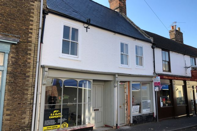 Thumbnail Flat for sale in Bridge Street, Downham Market