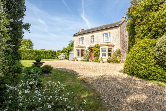 Thumbnail Detached house for sale in The Green, Goatacre, Calne, Wiltshire