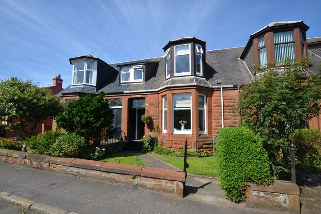 Thumbnail Terraced house for sale in 6 Marina Road, Prestwick