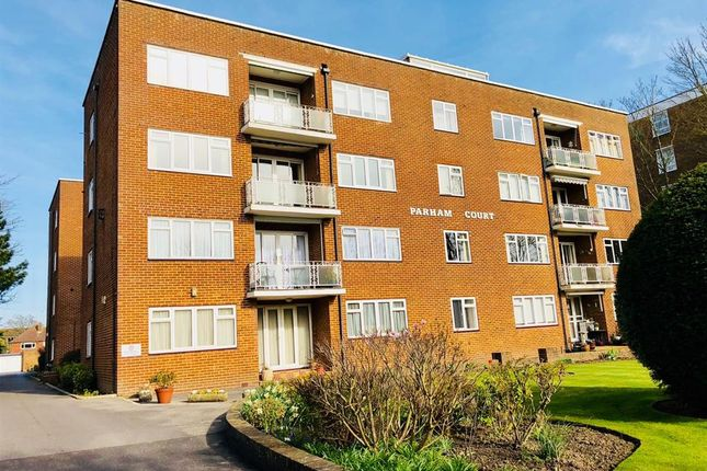 Thumbnail Flat for sale in Parham Court, Grand Avenue, Worthing