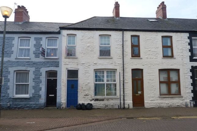 Thumbnail Property to rent in Rhymney Street, Cathays, ( 4 Beds )