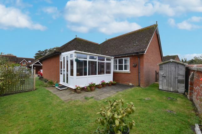 Thumbnail Terraced bungalow for sale in Coverdale Court, Preston Road, Yeovil