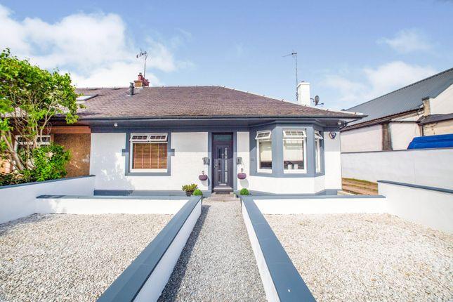 Thumbnail Semi-detached bungalow for sale in Gilmerton Road, Edinburgh