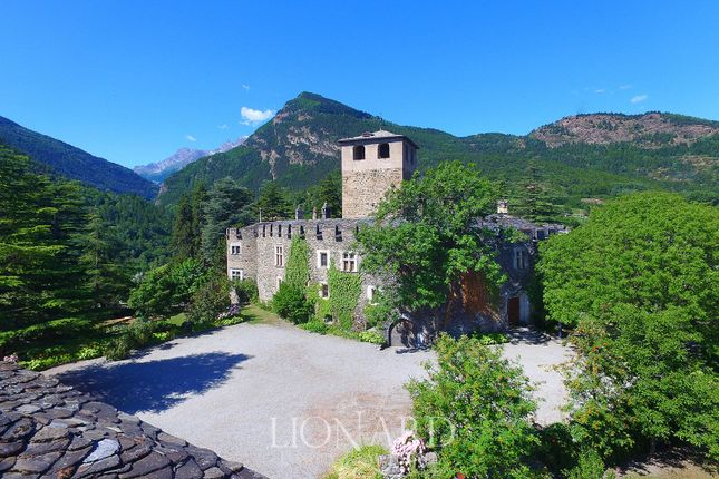 Thumbnail 8 bed château for sale in Introd, Valle D'aosta, Valle D'aosta