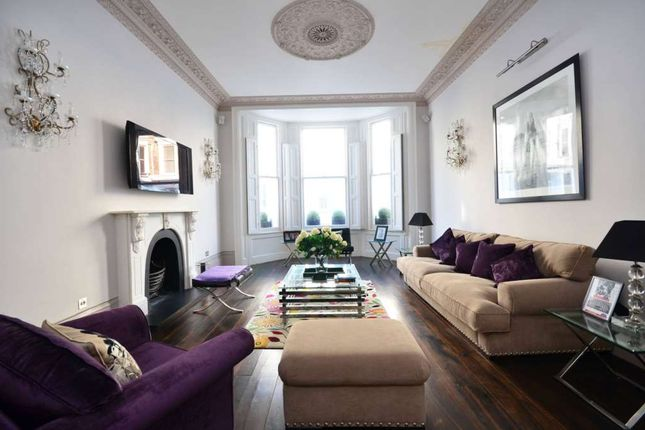 Thumbnail Maisonette to rent in Stafford Terrace, Kensington