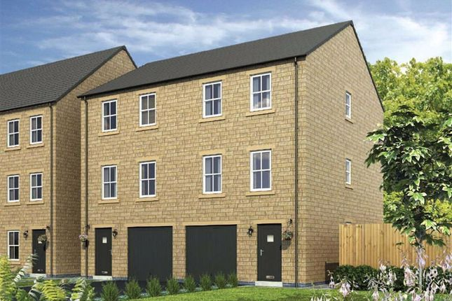 3 bed semi-detached house for sale in Brick Houses, Marple Road, Chisworth, Glossop SK13