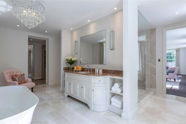 Her Bathroom of Woodlands Road West, Virginia Water, Surrey GU25