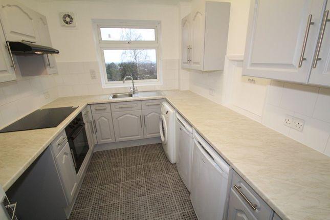 Thumbnail Flat to rent in Brooke Avenue, Harrow