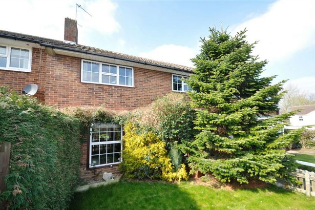 Thumbnail Terraced house for sale in Monkswood, Welwyn Garden City, Hertfordshire