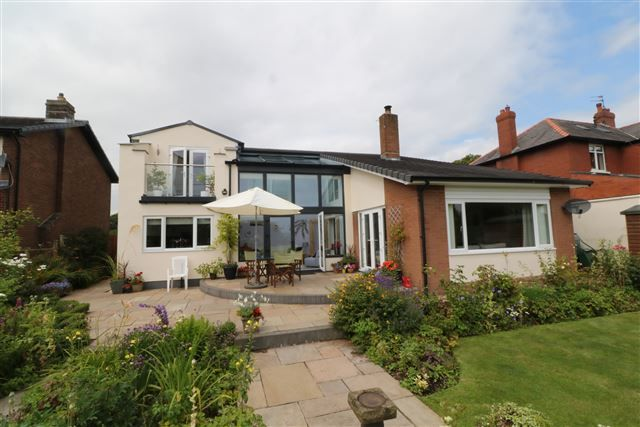 Thumbnail Detached house for sale in Houghton Road, Carlisle, Cumbria