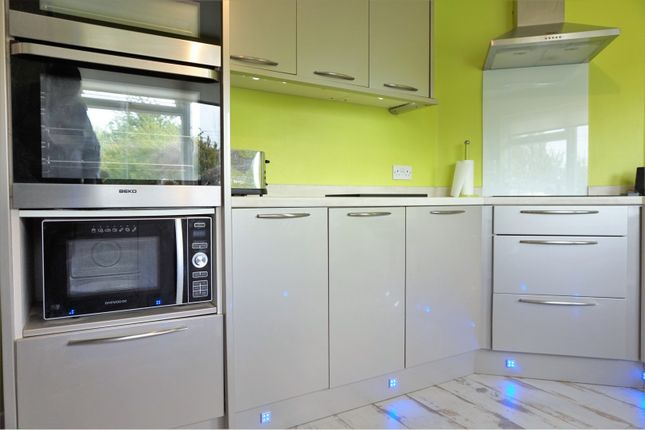 Kitchen of Station Crescent, Rayleigh SS6
