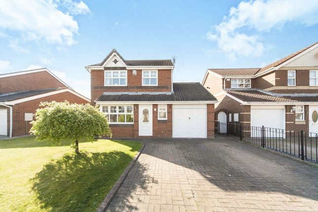 Thumbnail Detached house for sale in Jaywood Close, Hartlepool