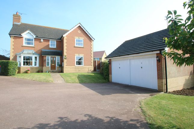 Thumbnail Detached house for sale in Durham Way, Rayleigh